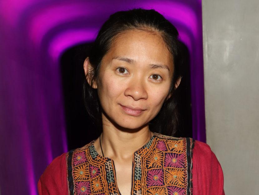 Chloé Zhao regista di Nomadland