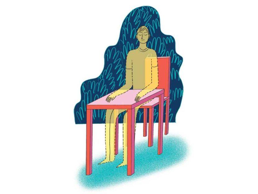 Elisa Macellari illustrazione Donna Moderna