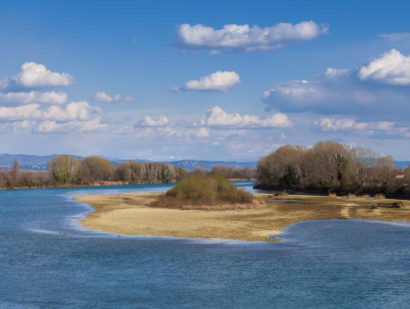 Delta fiume Isonzo - Friuli Venezia Giulia