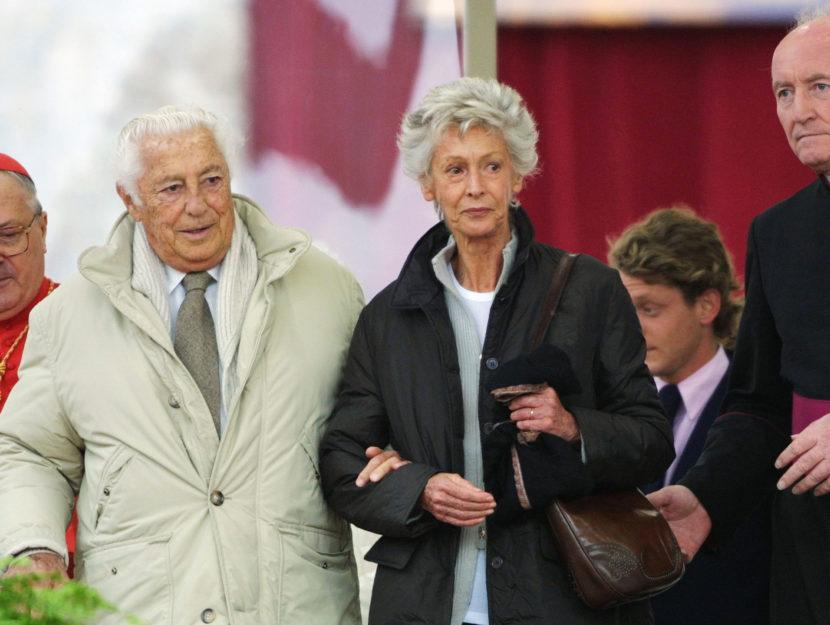 Marella Caracciolo, morta nel 2019, soffriva di Morbo di Parkinson