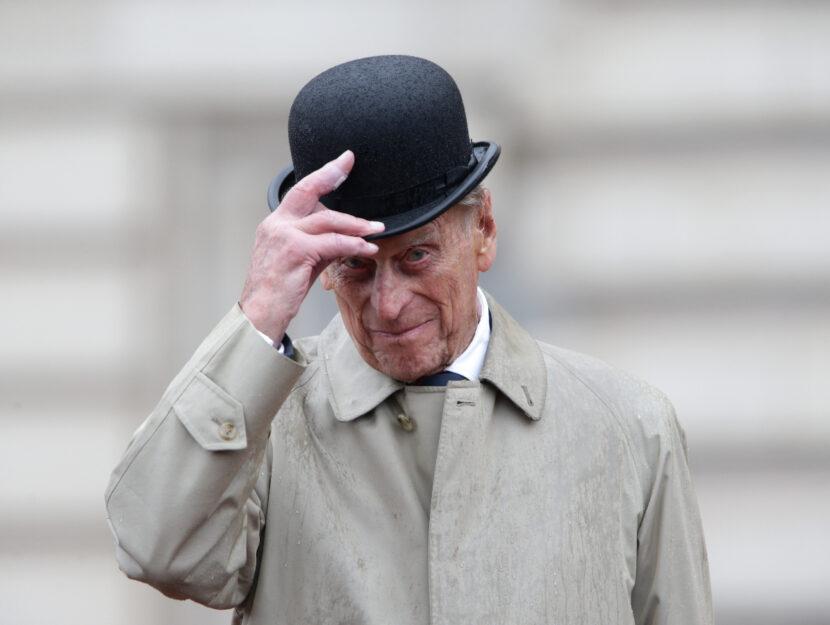 Il funerale del principe Filippo a Windsor
