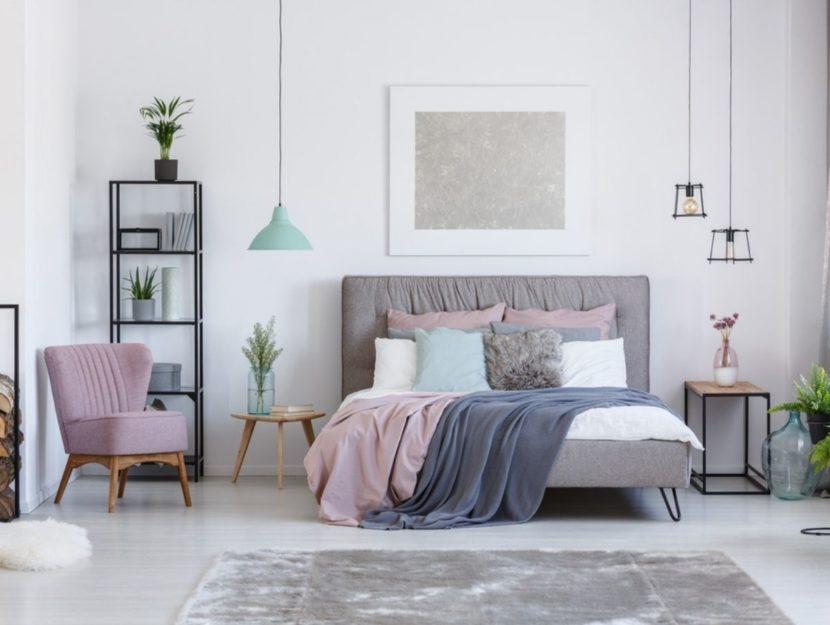 Stanza da letto elegante