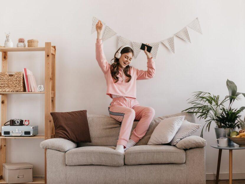 Ballare da sola