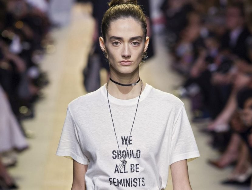 T shirt Dior We Should All Be Feminists