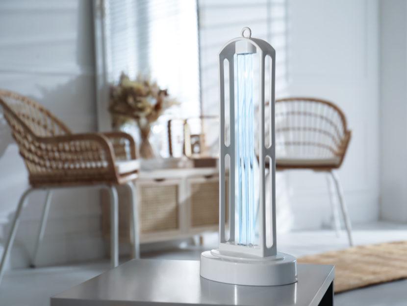 lampada uv