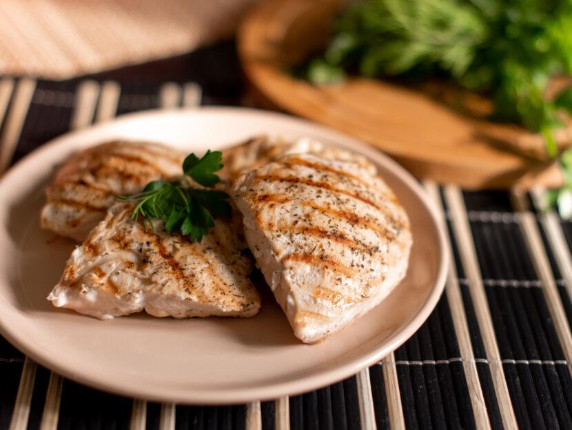 ricetta petto di pollo alla griglia