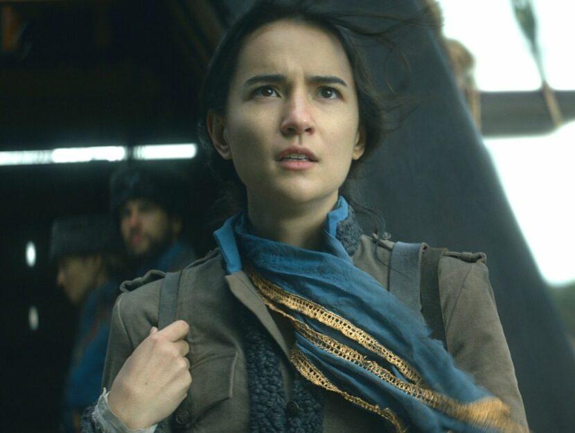 Tenebre e Ossa, l'attrice Jessie Mei Li