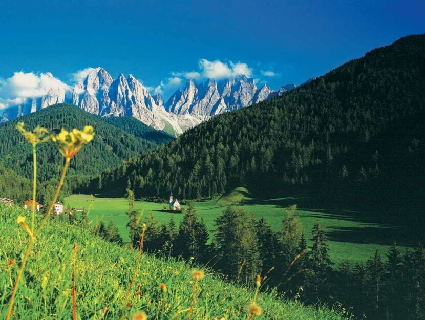 Val Di Funes Alto Adige Italia
