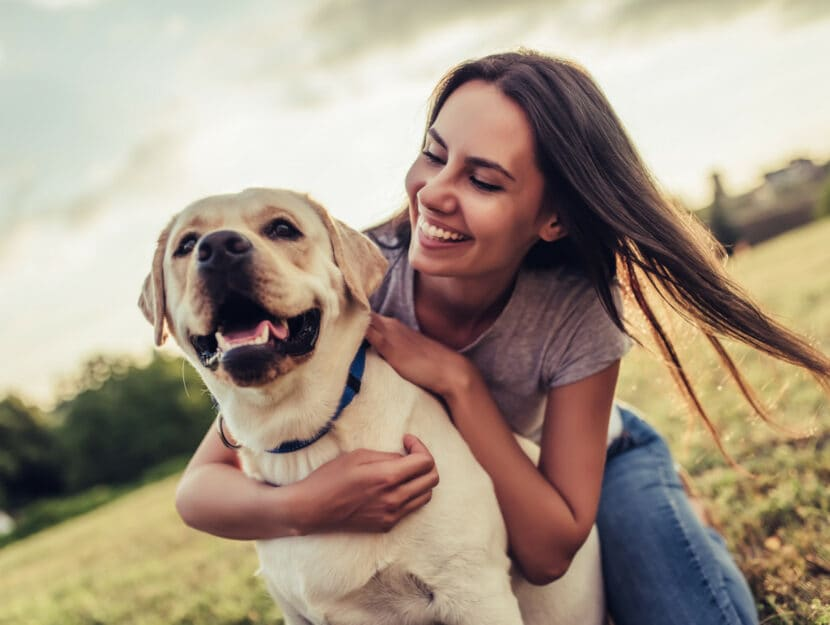 Vita col cane