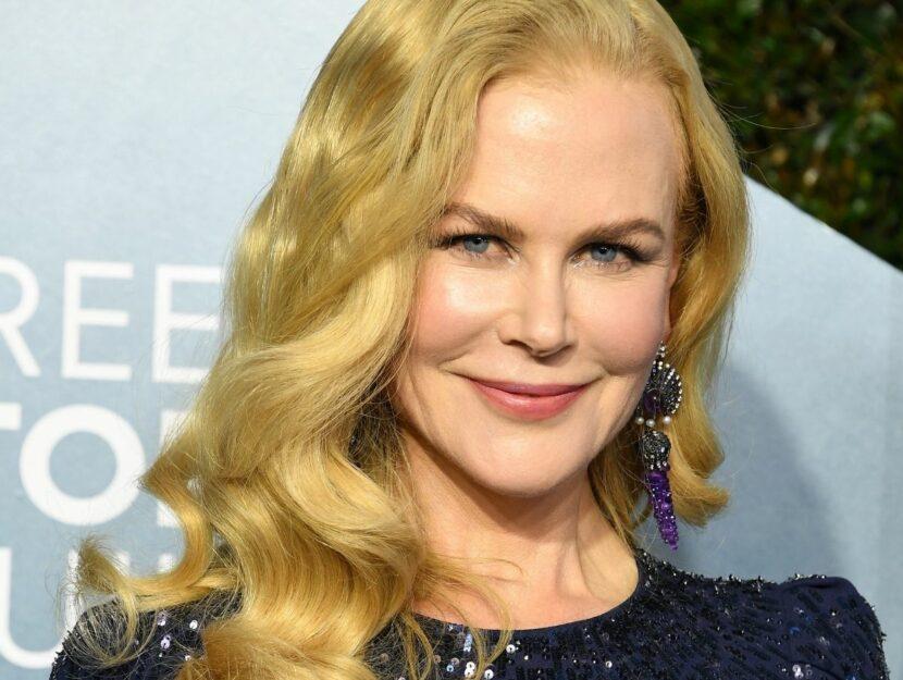 Nicole Kidman primo piano