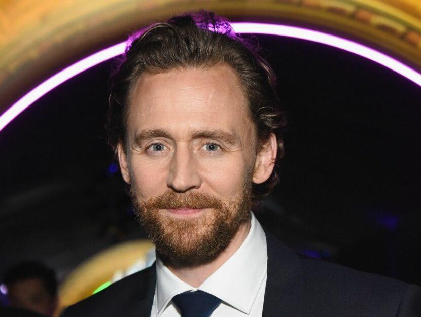 Tom Hiddleston attore sul red carpet