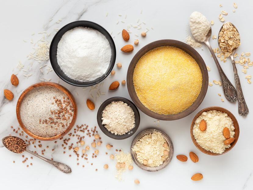 alternative alla farina bianca