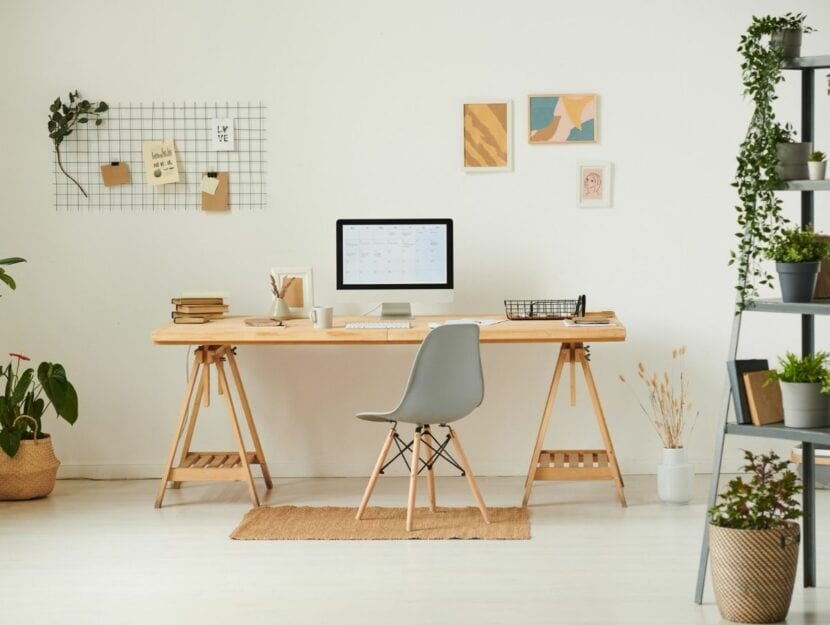 Arredo studio in casa