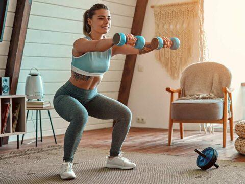 Esercizi per rassodare le gambe