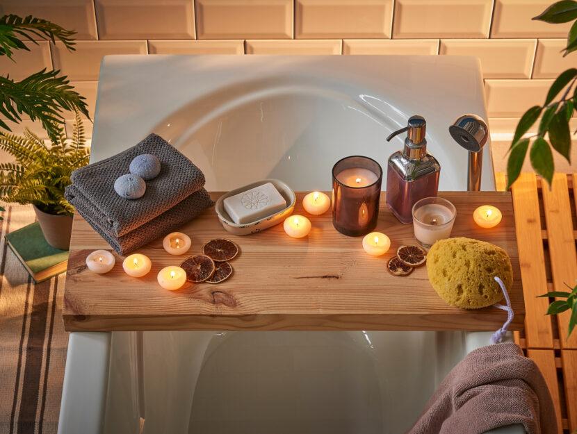accessori spa in casa