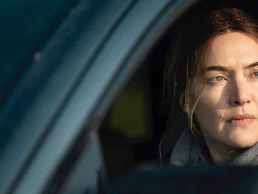 """Kate Winslet in """"Omicidio a Easttown"""""""