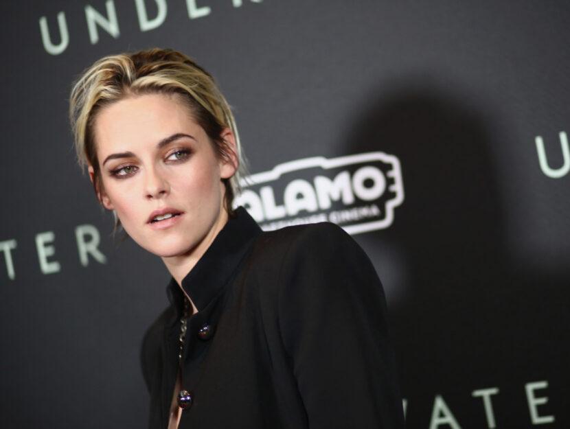 Kristen Stewart intepreta Lady D