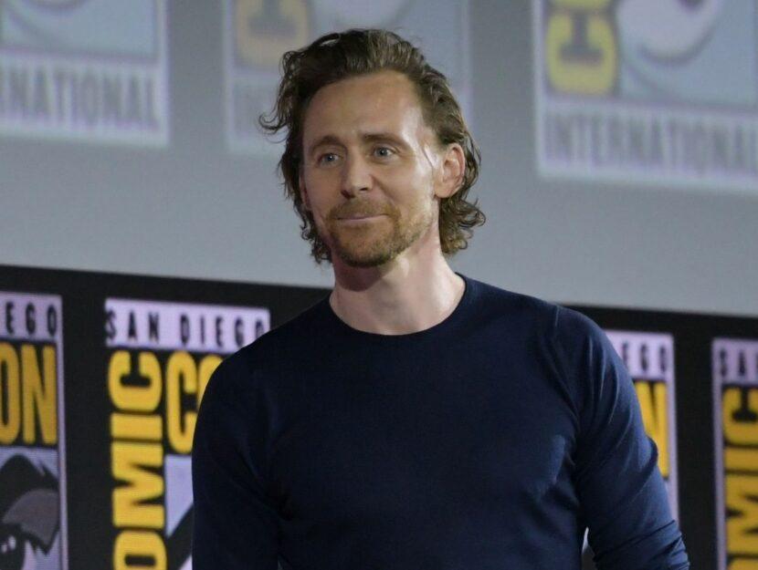 Tom hiddleston sul red carpet