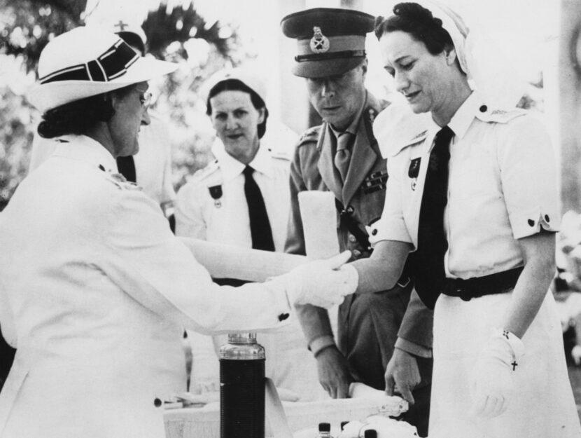 Wallis Simpson 1942