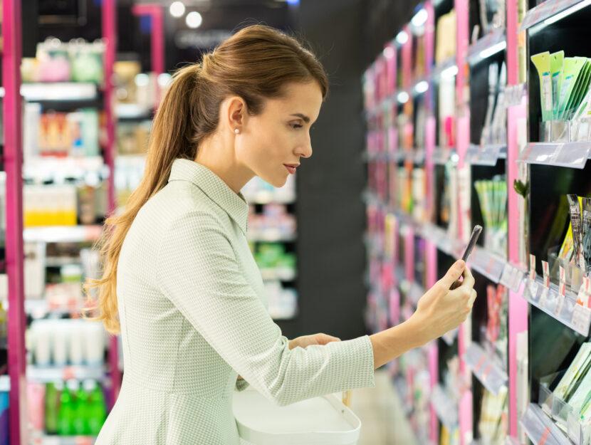 Scegliere al supermercato