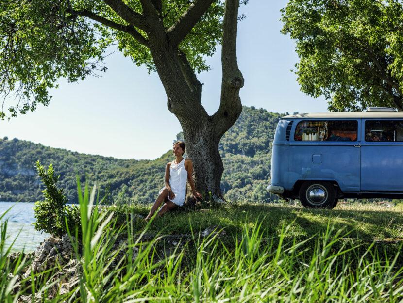 Lago di Garda camper
