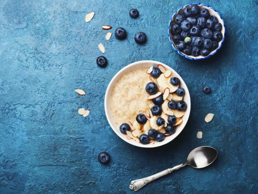 ricetta porridge avena