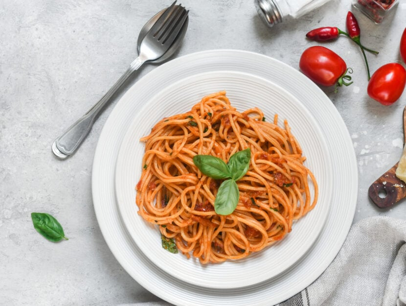 ricetta spaghetti pomodoro