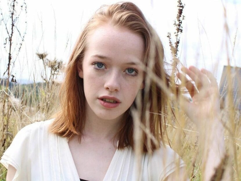 Amybeth McNulty in Stranger Things
