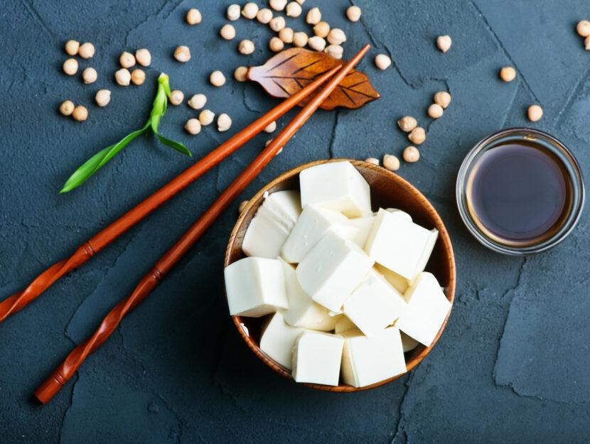 ricette con il tofu