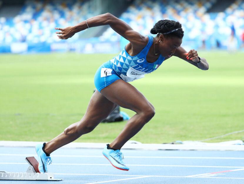 Ayomide Folorunso atleta atletica leggera Napoli 2019 400m