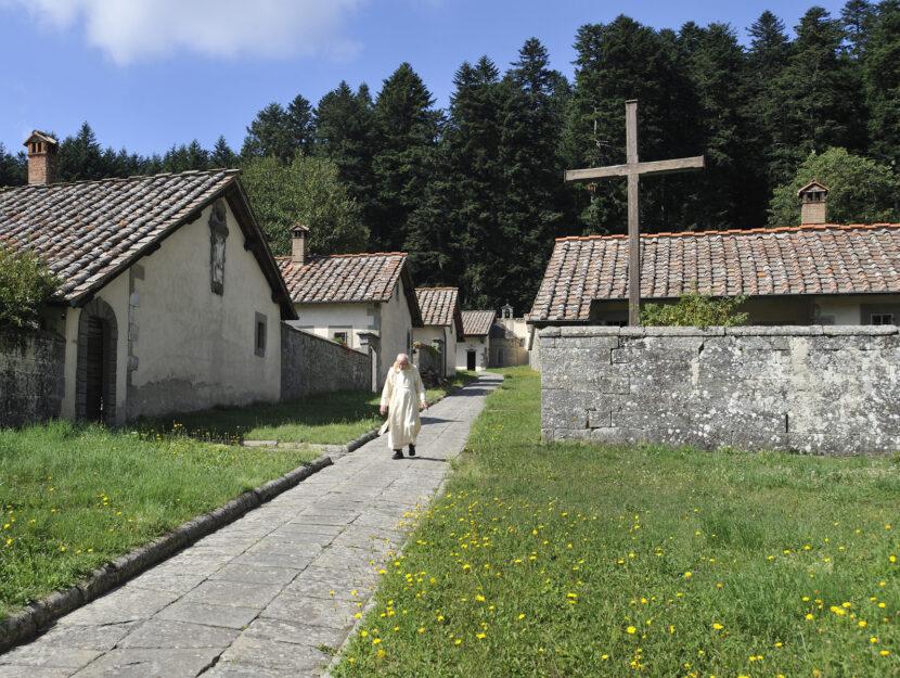 Celle Dei Monaci. Eremo di Camaldoli