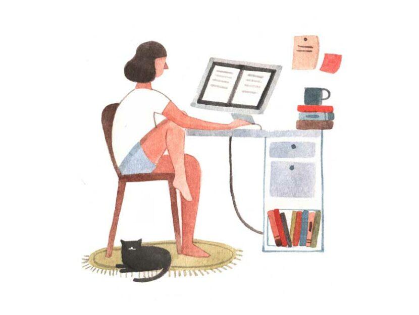 Illustrazione di Lucia De Marco