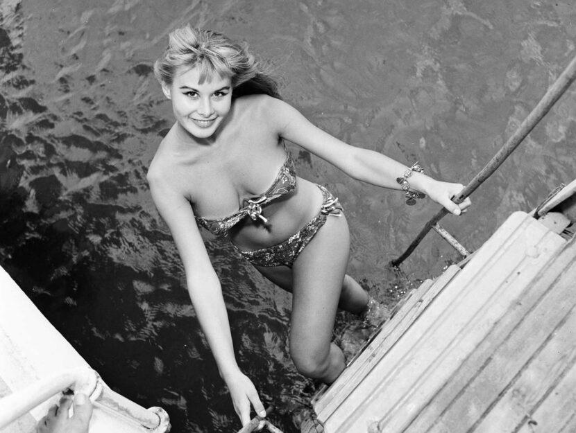 Marisa Allasio Bikini