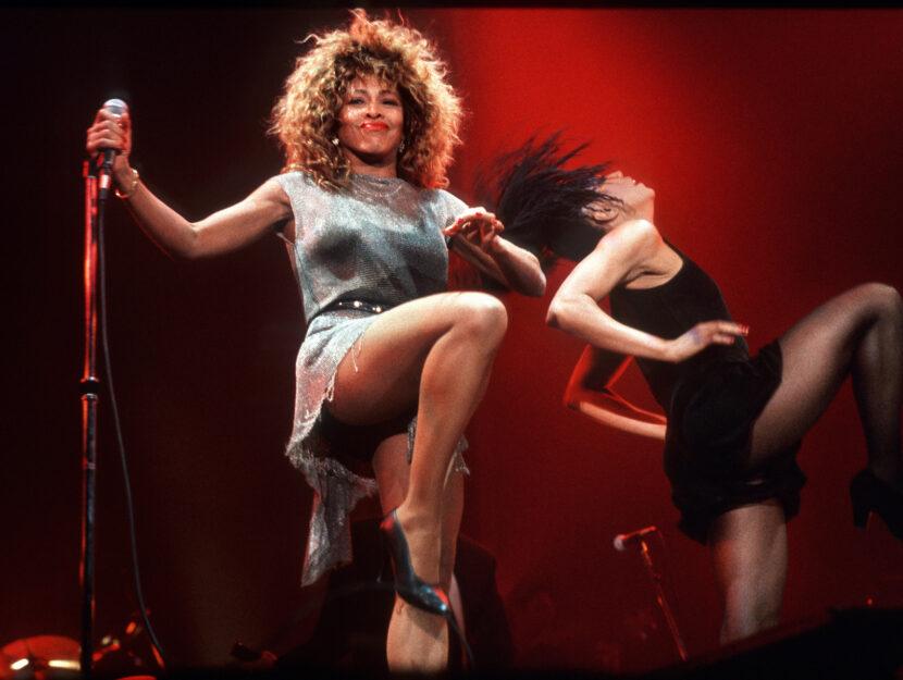 Tina Turner Live In Rotterdam