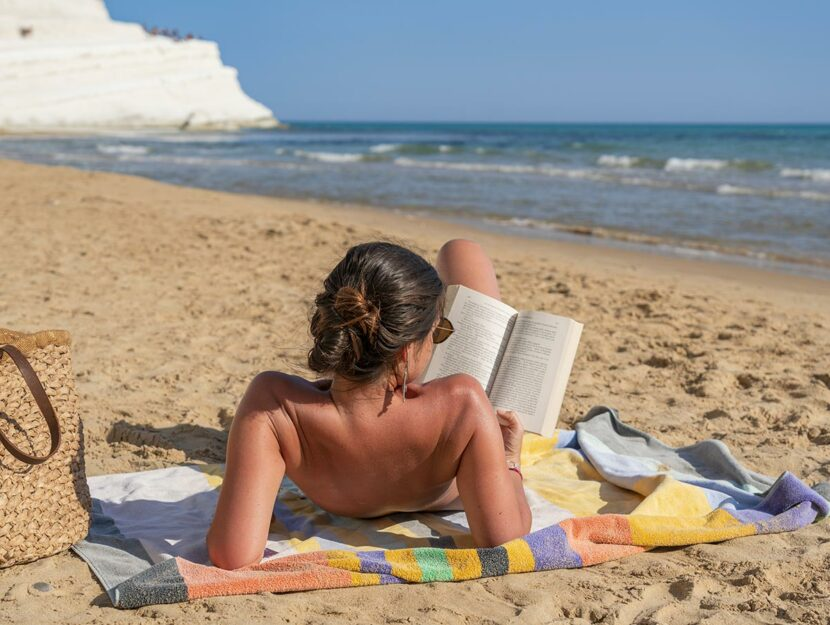 errori di bellezza in spiaggia