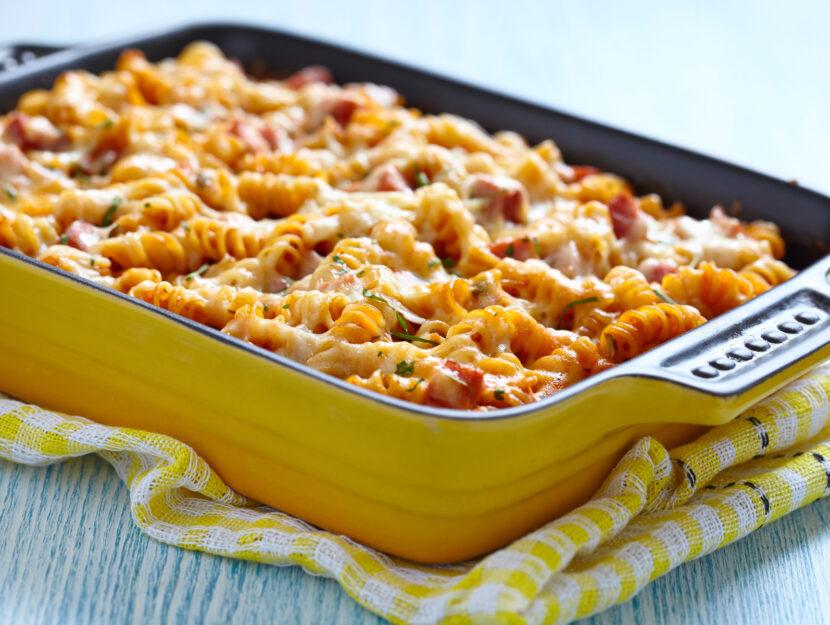 ricetta pasta al forno con verdure