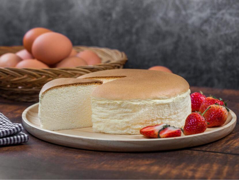 ricetta souffle cheesecake