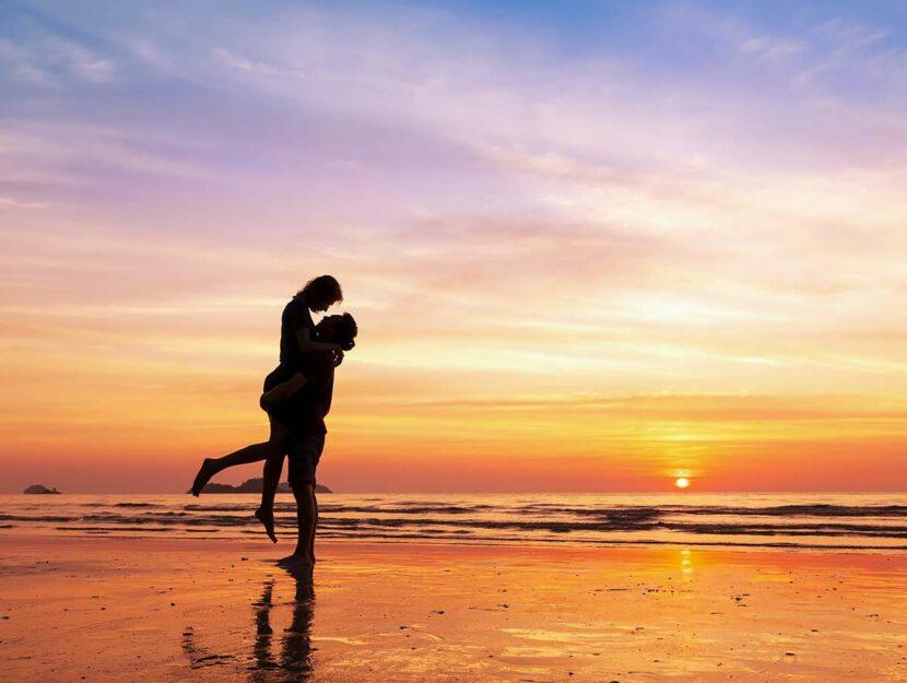spiaggia amore