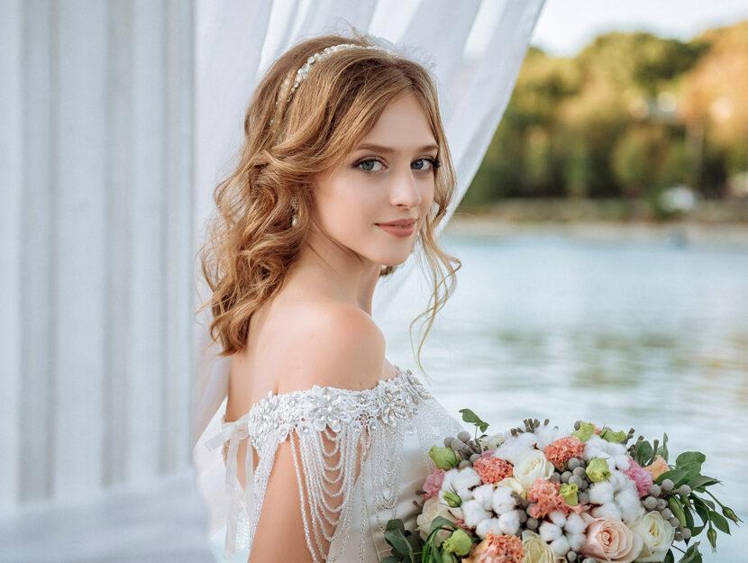 sposa d'estate