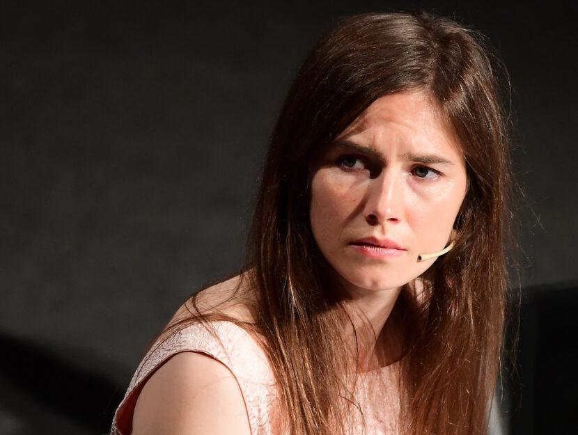 Amanda Knox nel 2019