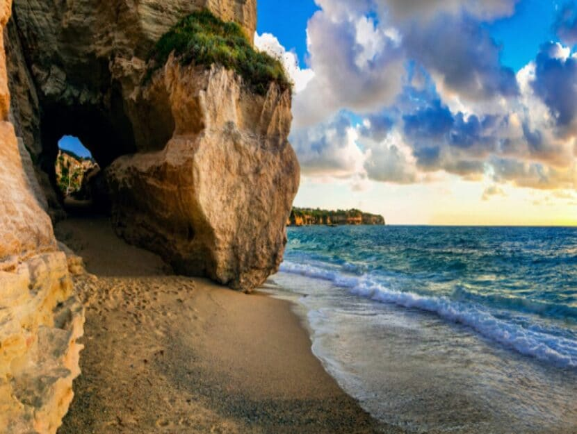 grotte mare Italia