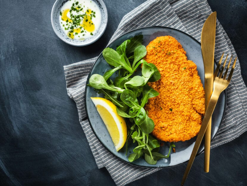 ricetta cotolette di pollo al forno