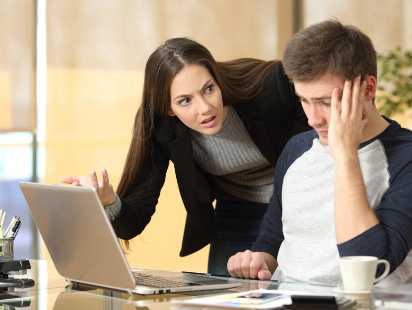 Divergenze sul lavoro
