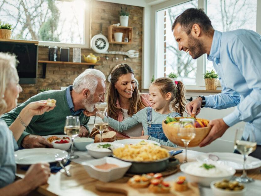 Regole della vita famigliare