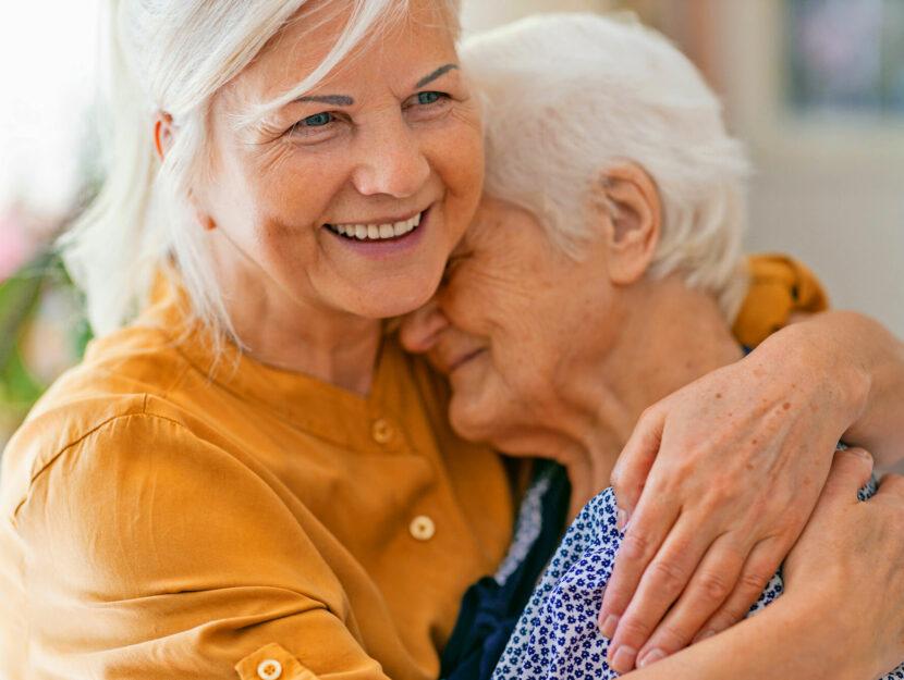 Anziana caregiver