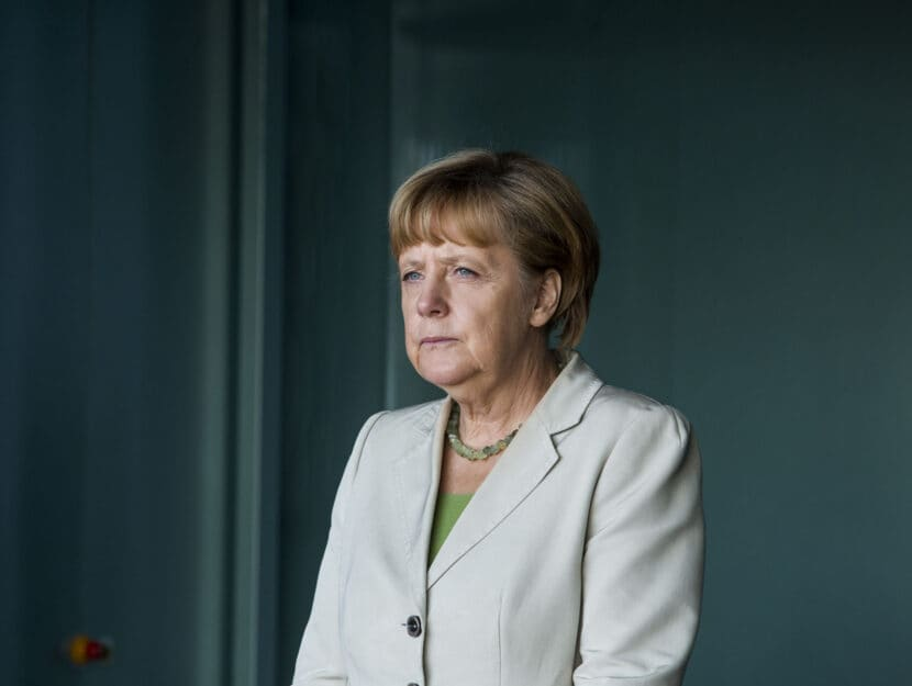 Angela Merkel 2014