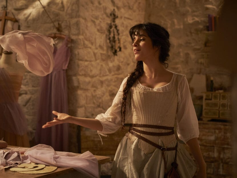 Camila Cabello nei panni di Cenerentola