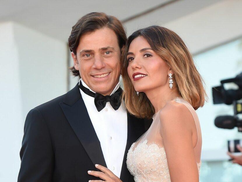 Serena Rossi e Davide Devenuto a Venezia