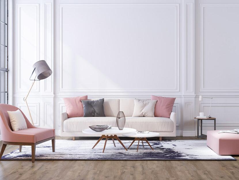 Come si scelgono i colori giusti per arredare una casa