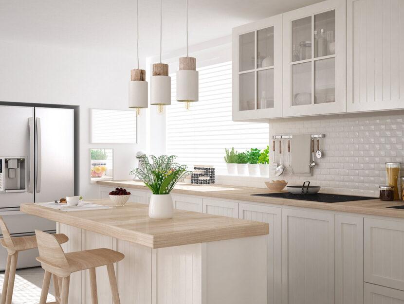 cucina in stile minimal